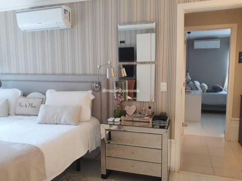 Suíte  - Casa em Condomínio 4 quartos para venda e aluguel Itatiba,SP - FCCN40195 - 13