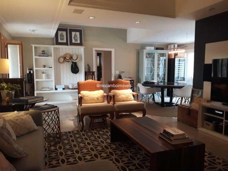 Sala  - Casa em Condomínio 4 quartos para venda e aluguel Itatiba,SP - FCCN40195 - 14