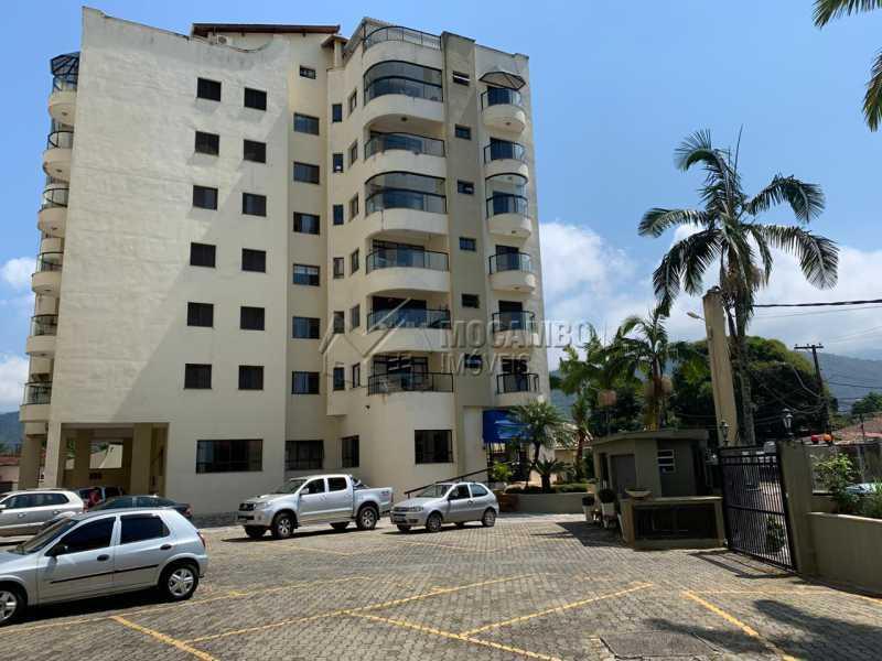 Martim de Sá - Apartamento 4 quartos para venda e aluguel Caraguatatuba,SP - R$ 3.800 - CA40001 - 1