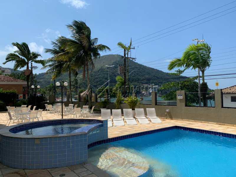 Martim de Sá - Apartamento 4 quartos para venda e aluguel Caraguatatuba,SP - R$ 3.800 - CA40001 - 20
