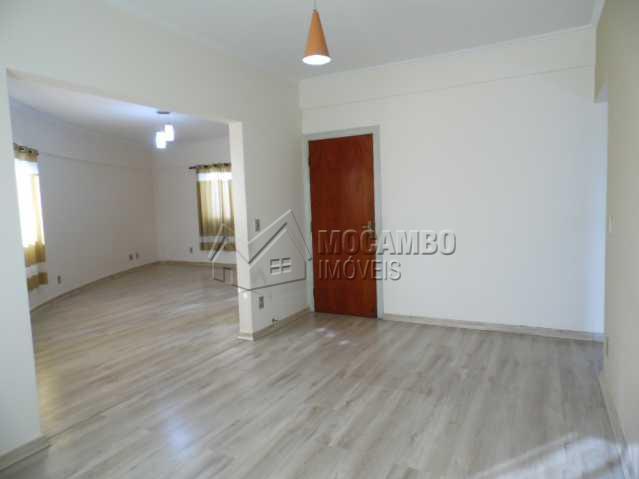 Sala de jantar - Apartamento 3 quartos à venda Itatiba,SP - R$ 500.000 - FCAP30242 - 4
