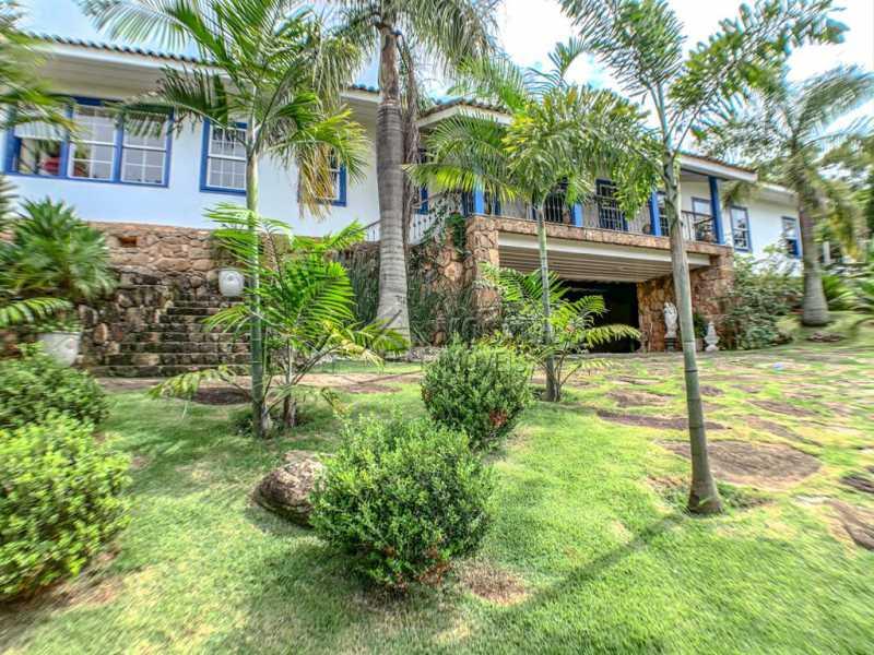 Fachada - Casa em Condomínio 3 quartos à venda Itatiba,SP - R$ 3.800.000 - FCCN30218 - 1