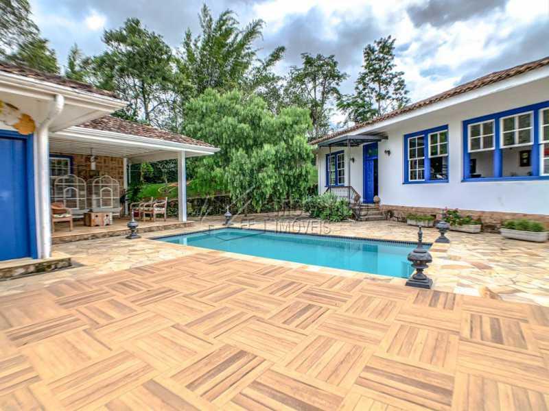 Área Externa - Casa em Condomínio 3 quartos à venda Itatiba,SP - R$ 3.800.000 - FCCN30218 - 21