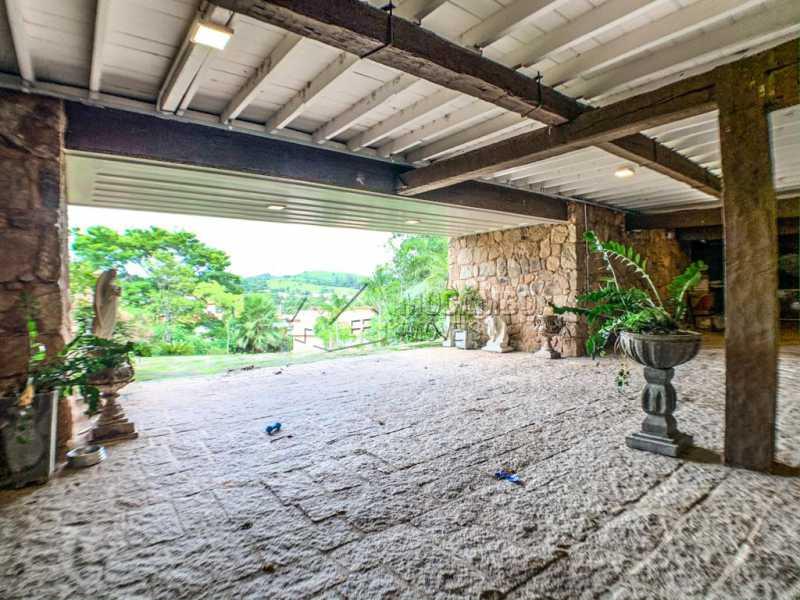 Garagem - Casa em Condomínio 3 quartos à venda Itatiba,SP - R$ 3.800.000 - FCCN30218 - 29