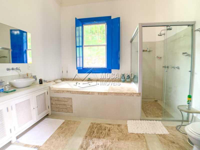 Banheiro da Suíte - Casa em Condomínio 3 quartos à venda Itatiba,SP - R$ 3.800.000 - FCCN30218 - 17