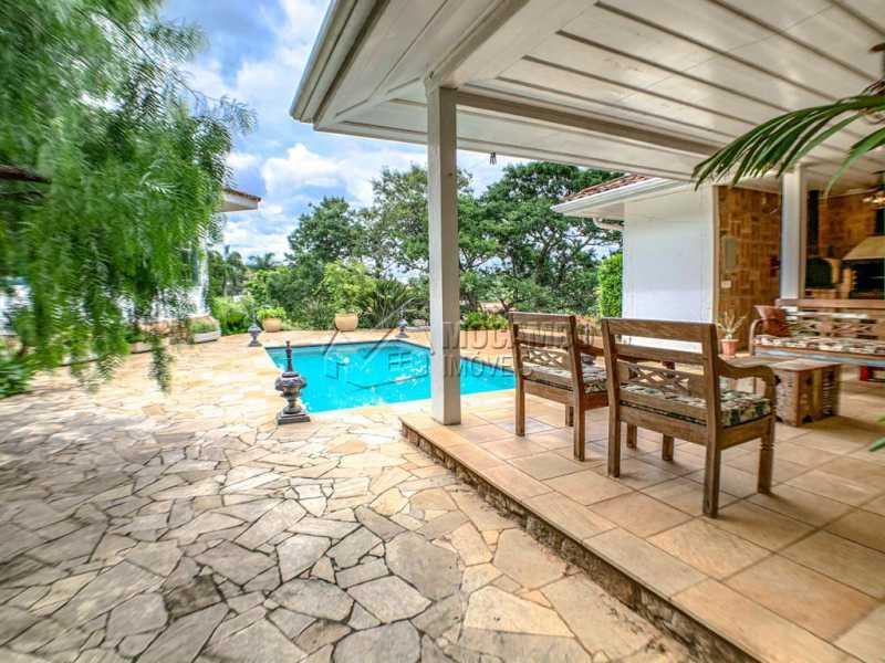 Espaço Gourmet - Casa em Condomínio 3 quartos à venda Itatiba,SP - R$ 3.800.000 - FCCN30218 - 23