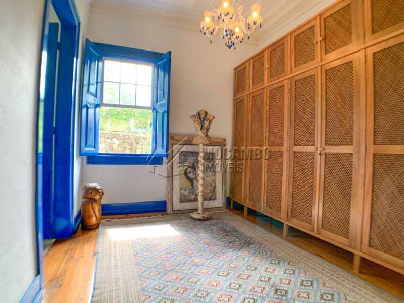 Anti sala Suite master - Casa em Condomínio 3 quartos à venda Itatiba,SP - R$ 3.800.000 - FCCN30218 - 11