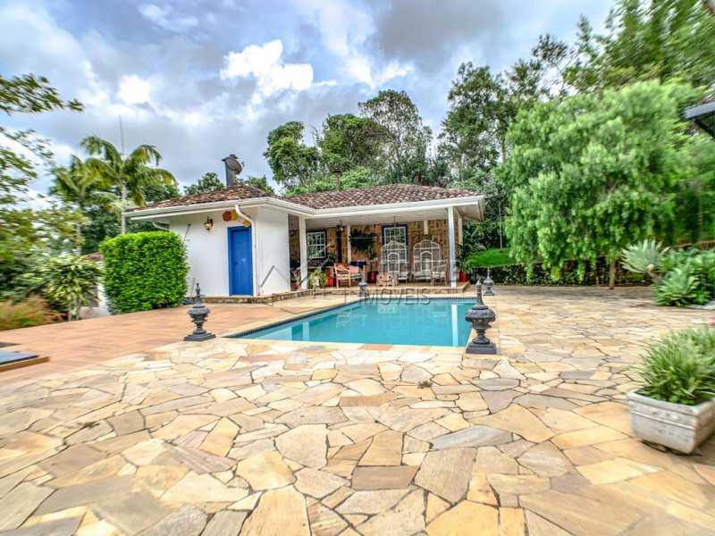 Espaço Gourmet - Casa em Condomínio 3 quartos à venda Itatiba,SP - R$ 3.800.000 - FCCN30218 - 27