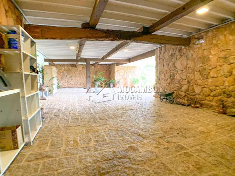 Garagem - Casa em Condomínio 3 quartos à venda Itatiba,SP - R$ 3.800.000 - FCCN30218 - 28
