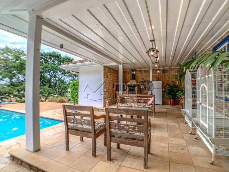 Espaço Gourmet - Casa em Condomínio 3 quartos à venda Itatiba,SP - R$ 3.800.000 - FCCN30218 - 24