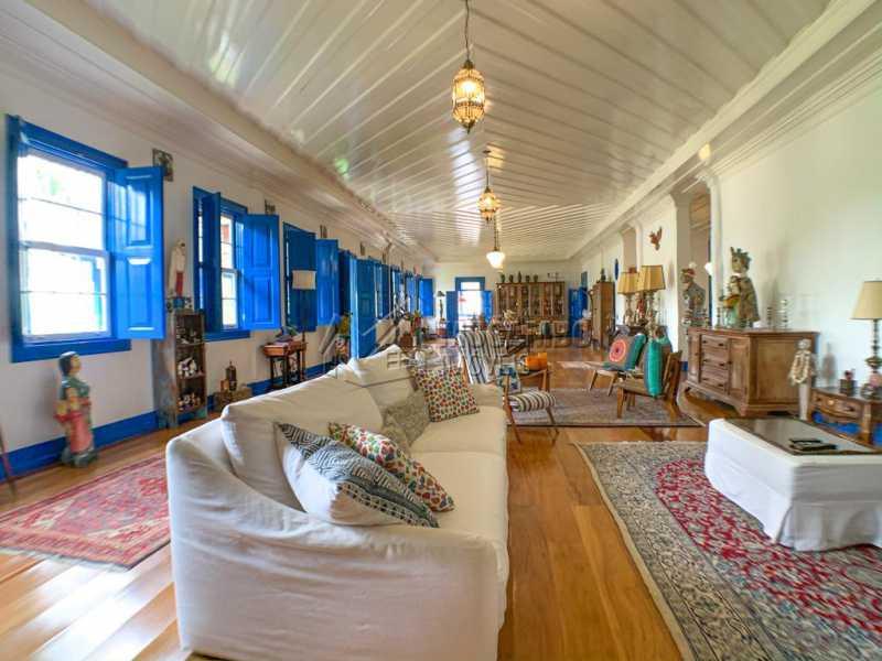Sala - Casa em Condomínio 3 quartos à venda Itatiba,SP - R$ 3.800.000 - FCCN30218 - 6