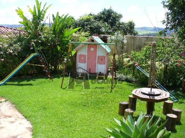 parquinho - Chácara À Venda - Itatiba - SP - Jardim Monte Verde - FCCH30002 - 10