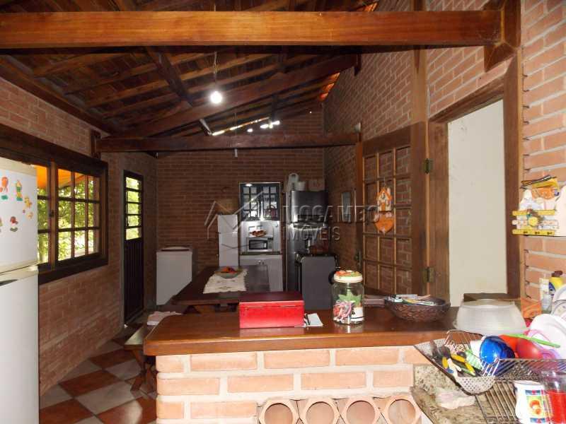 Cozinha  - Chácara 1000m² à venda Itatiba,SP - R$ 450.000 - FCCH30002 - 7