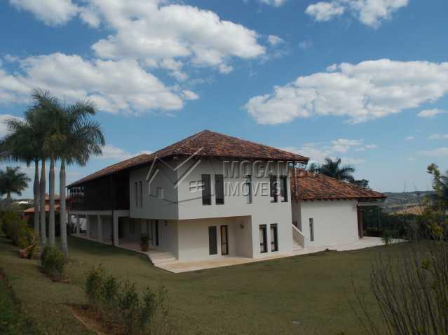 Fachada - Casa em Condomínio 11 quartos à venda Bragança Paulista,SP - R$ 15.000.000 - FCCN110001 - 3
