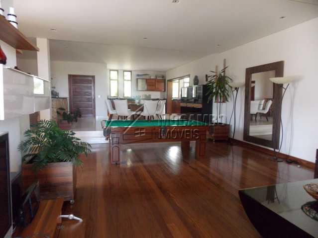 Sala de Jogos - Casa em Condomínio 11 quartos à venda Bragança Paulista,SP - R$ 15.000.000 - FCCN110001 - 6