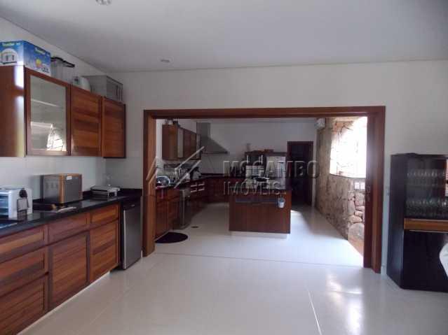 Cozinha - Casa em Condomínio 11 quartos à venda Bragança Paulista,SP - R$ 15.000.000 - FCCN110001 - 8