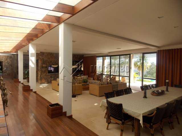 Sala - Casa em Condomínio 11 quartos à venda Bragança Paulista,SP - R$ 15.000.000 - FCCN110001 - 17