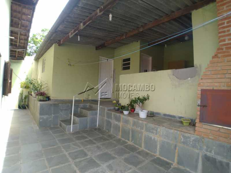 quintal - Casa 4 quartos à venda Itatiba,SP - R$ 580.000 - FCCA40015 - 20