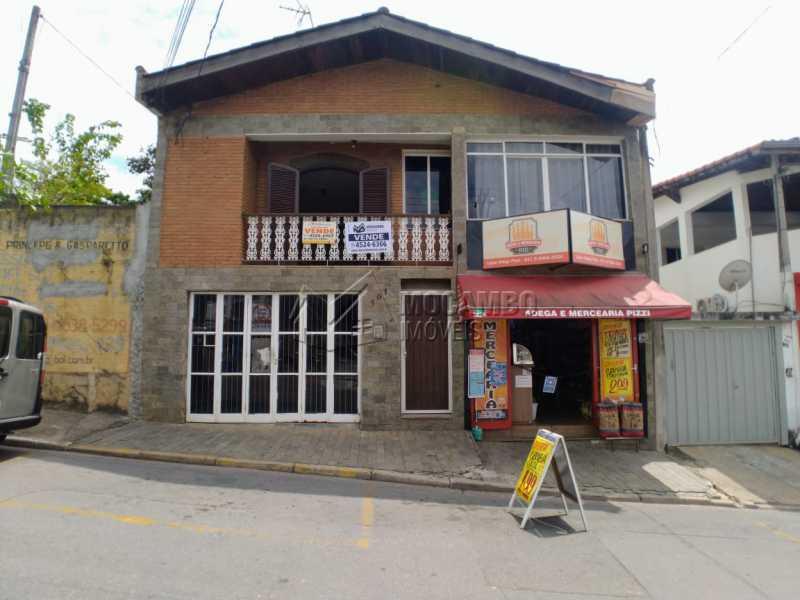 Fachada - Casa 4 quartos à venda Itatiba,SP - R$ 580.000 - FCCA40015 - 1