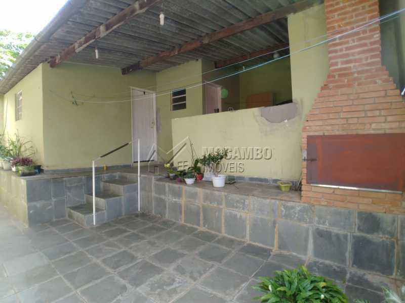 quintal - Casa 4 quartos à venda Itatiba,SP - R$ 580.000 - FCCA40015 - 19