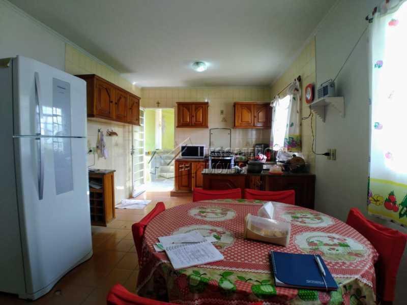 Cozinha - Casa 4 quartos à venda Itatiba,SP - R$ 580.000 - FCCA40015 - 8