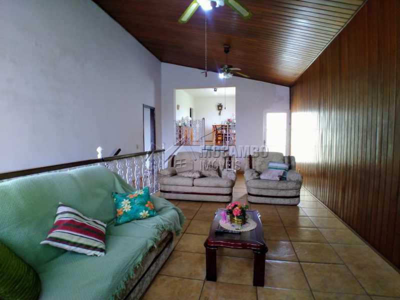Sala - Casa 4 quartos à venda Itatiba,SP - R$ 580.000 - FCCA40015 - 3