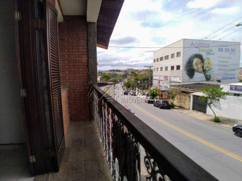 Varanda - Casa 4 quartos à venda Itatiba,SP - R$ 580.000 - FCCA40015 - 18