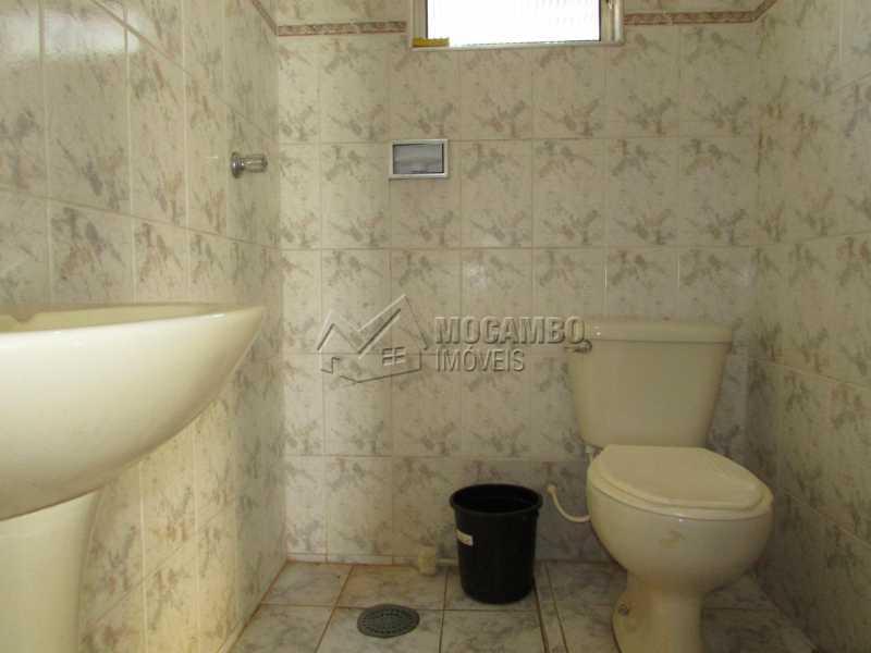 Banheiro Externo  - Chácara À Venda - Itatiba - SP - Terras de San Marco - FCCH30006 - 5