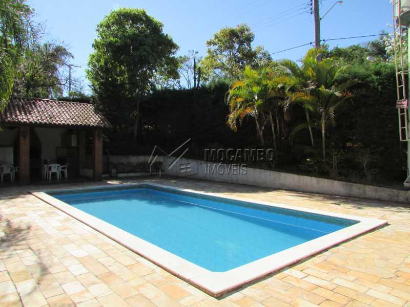 Piscina  - Chácara 1000m² À Venda Itatiba,SP - R$ 480.000 - FCCH30006 - 7