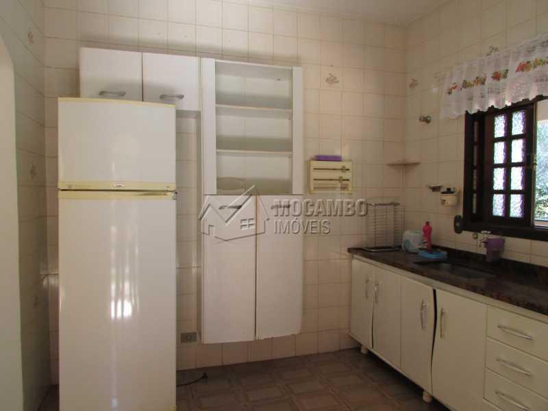 Cozinha  - Chácara À Venda - Itatiba - SP - Terras de San Marco - FCCH30006 - 11