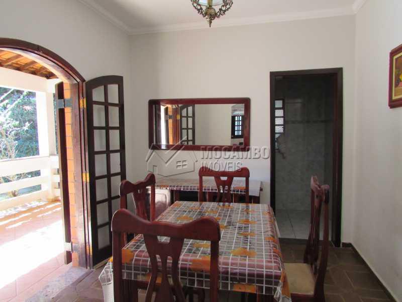 Sala de jantar  - Chácara 1000m² À Venda Itatiba,SP - R$ 480.000 - FCCH30006 - 12