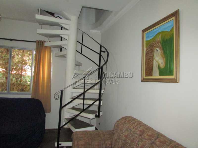 Escada Suíte  - Chácara 1000m² À Venda Itatiba,SP - R$ 480.000 - FCCH30006 - 19