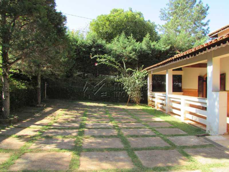 Área Externa  - Chácara 1000m² À Venda Itatiba,SP - R$ 480.000 - FCCH30006 - 20