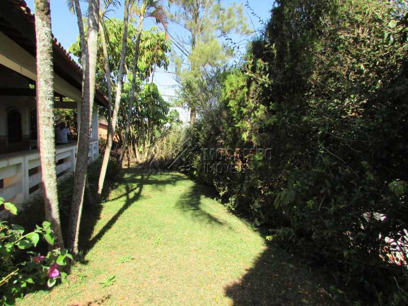 Área Externa  - Chácara À Venda - Itatiba - SP - Terras de San Marco - FCCH30006 - 21
