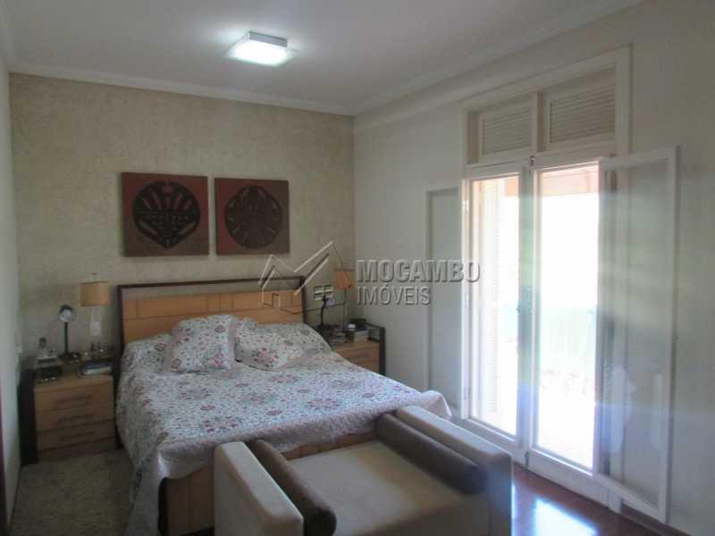 Dormitório - Casa em Condomínio Parque da Fazenda, Rodovia Engenheiro Constâncio Cintra,Itatiba, Parque da Fazenda, SP À Venda, 6 Quartos, 540m² - FCCA60002 - 12