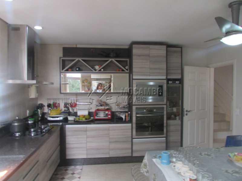 Cozinha - Casa em Condomínio Parque da Fazenda, Rodovia Engenheiro Constâncio Cintra,Itatiba, Parque da Fazenda, SP À Venda, 6 Quartos, 540m² - FCCA60002 - 17