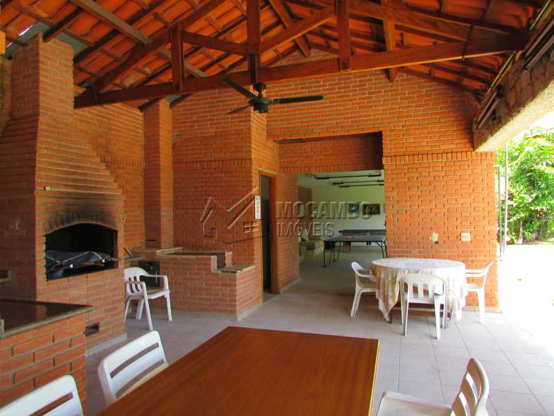 Área Gourmet - Casa À Venda no Condomínio Ville Chamonix - Jardim Nossa Senhora das Graças - Itatiba - SP - FCCN40033 - 4