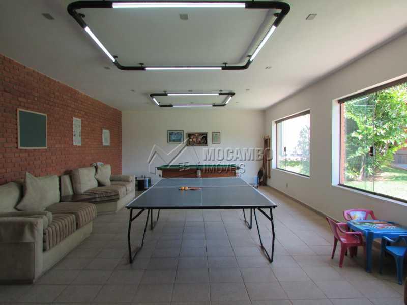 Salão de Jogos - Casa À Venda no Condomínio Ville Chamonix - Jardim Nossa Senhora das Graças - Itatiba - SP - FCCN40033 - 5