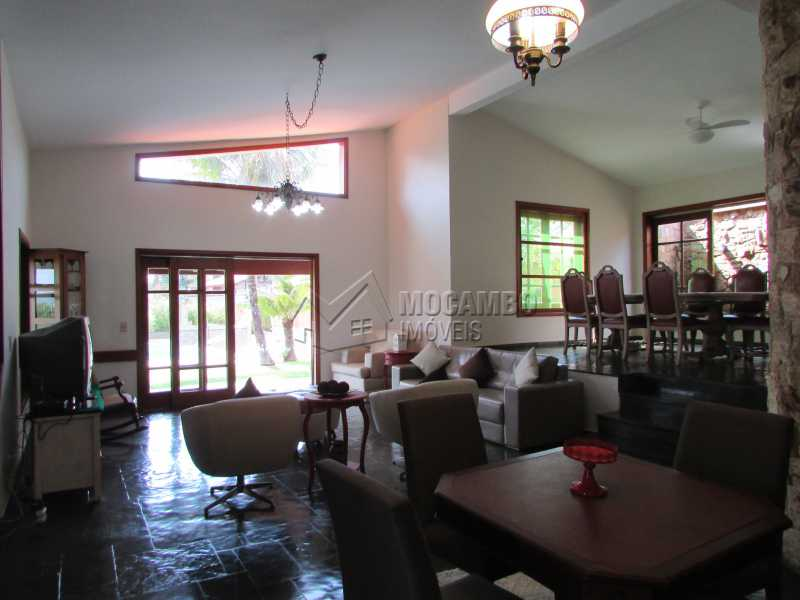 Sala de Jantar - Casa À Venda no Condomínio Ville Chamonix - Jardim Nossa Senhora das Graças - Itatiba - SP - FCCN40033 - 11