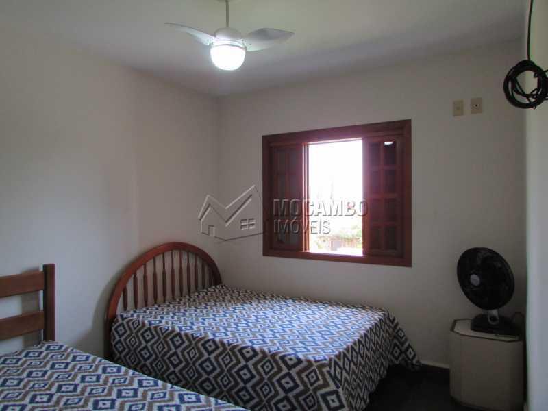 Dormitório - Casa À Venda no Condomínio Ville Chamonix - Jardim Nossa Senhora das Graças - Itatiba - SP - FCCN40033 - 13