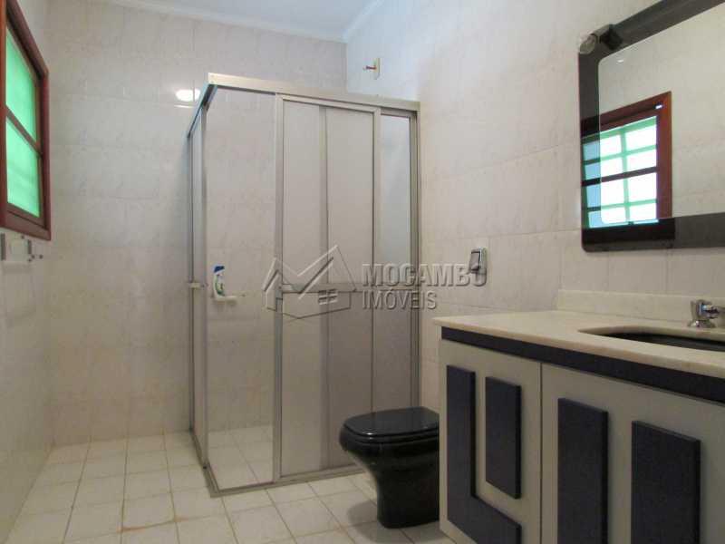 Banheiro - Casa À Venda no Condomínio Ville Chamonix - Jardim Nossa Senhora das Graças - Itatiba - SP - FCCN40033 - 14