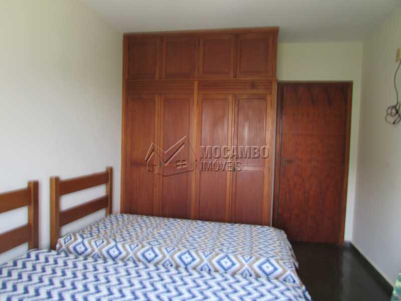 Dormitório - Casa À Venda no Condomínio Ville Chamonix - Jardim Nossa Senhora das Graças - Itatiba - SP - FCCN40033 - 15