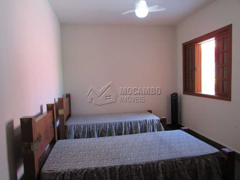 Suíte - Casa À Venda no Condomínio Ville Chamonix - Jardim Nossa Senhora das Graças - Itatiba - SP - FCCN40033 - 16