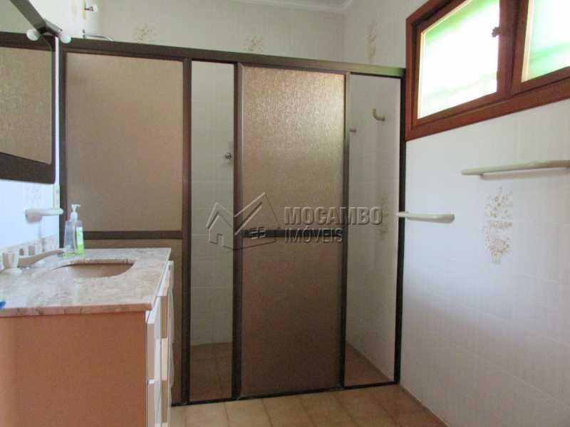 Banheiro Suíte - Casa À Venda no Condomínio Ville Chamonix - Jardim Nossa Senhora das Graças - Itatiba - SP - FCCN40033 - 17