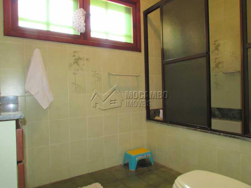 Banheiro Suíte - Casa À Venda no Condomínio Ville Chamonix - Jardim Nossa Senhora das Graças - Itatiba - SP - FCCN40033 - 19