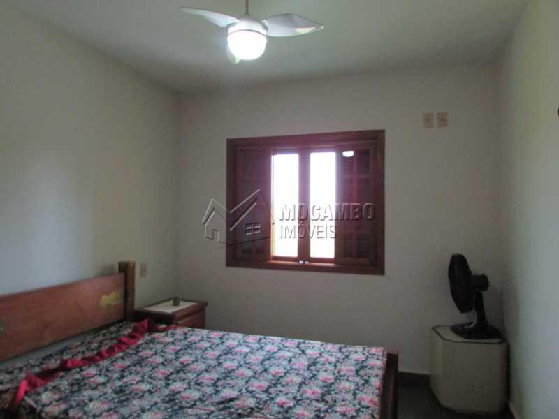 Dormitório - Casa À Venda no Condomínio Ville Chamonix - Jardim Nossa Senhora das Graças - Itatiba - SP - FCCN40033 - 20