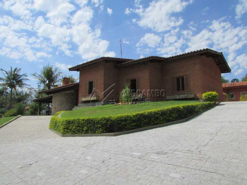 Área Externa - Casa À Venda no Condomínio Ville Chamonix - Jardim Nossa Senhora das Graças - Itatiba - SP - FCCN40033 - 29