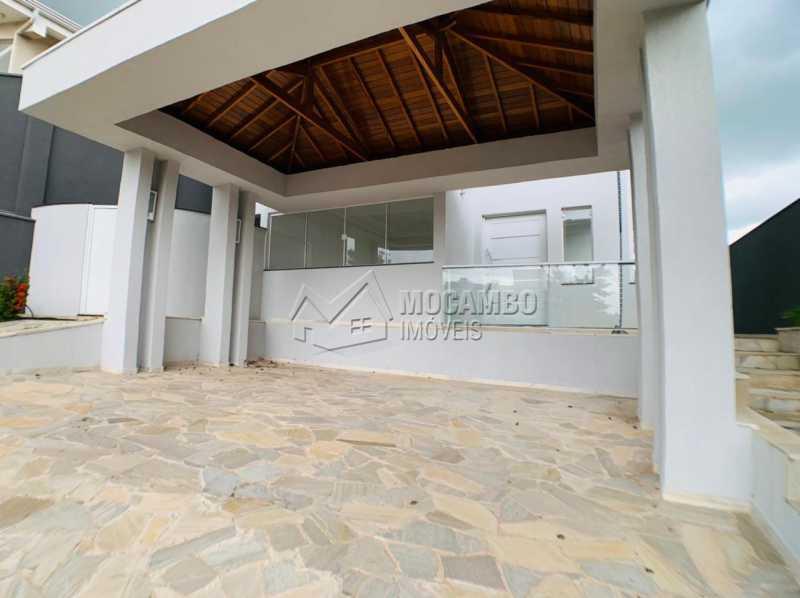 Garagem - Casa em Condomínio 3 quartos à venda Itatiba,SP - R$ 830.000 - FCCN30115 - 3