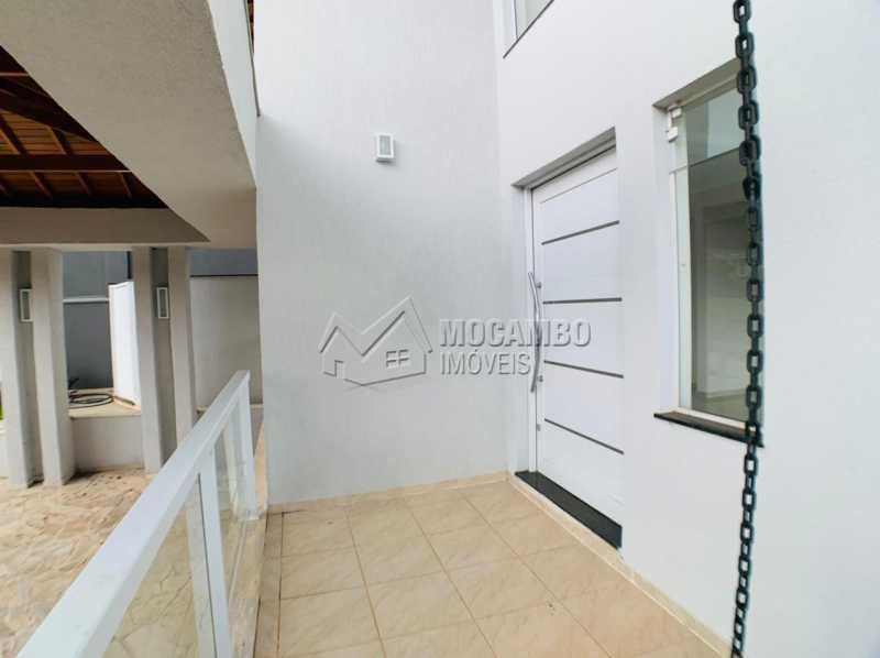 Entrada - Casa em Condomínio 3 quartos à venda Itatiba,SP - R$ 830.000 - FCCN30115 - 4