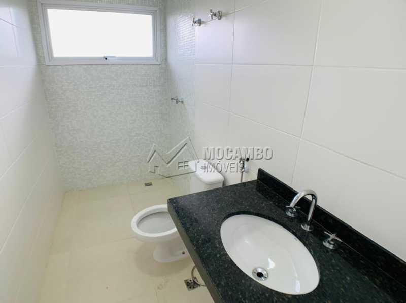 Banheiro suíte - Casa em Condomínio 3 quartos à venda Itatiba,SP - R$ 830.000 - FCCN30115 - 21